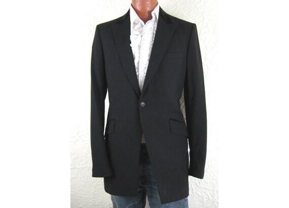 1970s Vintage Men's After Six Tuxedo Jacket - 38 X long