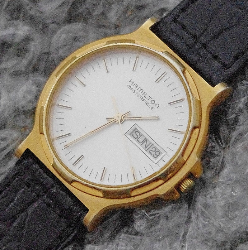 Review of vintage hamilton mens watches