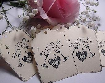 Wedding Gift tags/ wedding favor tags / labels / hang tags