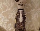 Little Creeper Art Doll - Sir Denton Dinglington