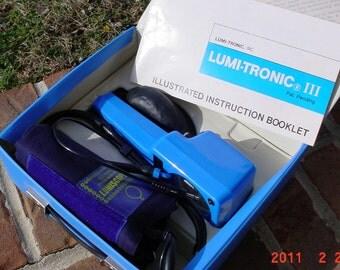 LumiScope Blood Pressure Monitor Kit - Sphygmomanometer Vintage