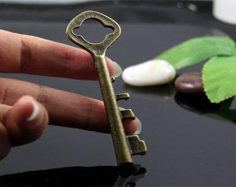 3pcs Large Key Charm