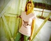 JuNk SaLvAtiOn T-Shirt Pink XXL