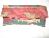 Clearance Sunglasses or Eyeglasses or Reading Glasses Case Multi-Color Print