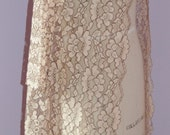 Vintage 1950's Lace Evening Jacket