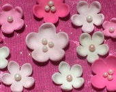 32 Baby Shower Gum Paste Cherry Blossoms