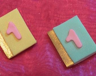 Gum Paste Little Golden Books
