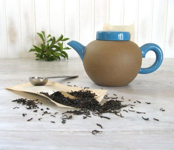China Keemum Black Tea • 3.5 oz. Kraft Bag • Luxury Loose Leaf Chinese Tea • Mellow Flavor