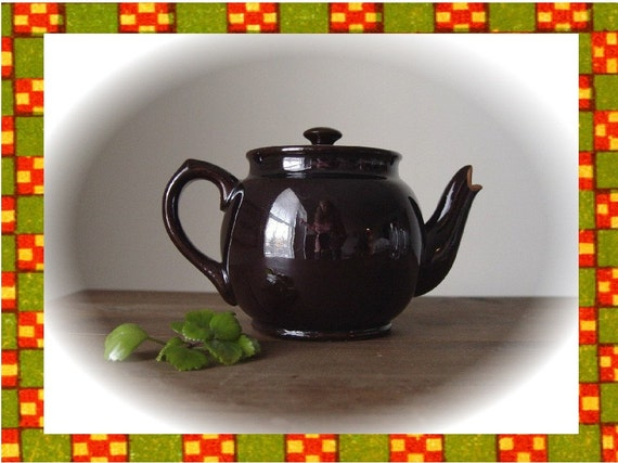 Vintage Sadler Teapot Made In England Individual Size 2 Cup