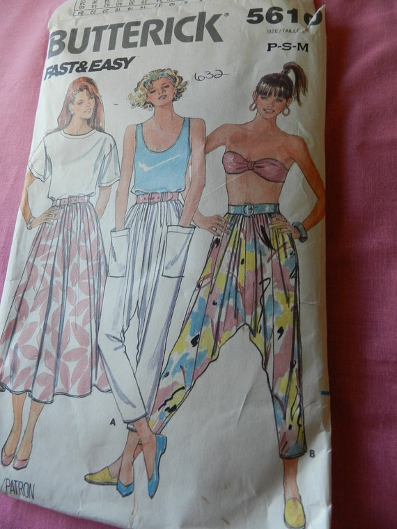 1. Free harem pants pattern – children. coolmfilb6.gq 2. How to sew harem pants – Burdastyle.