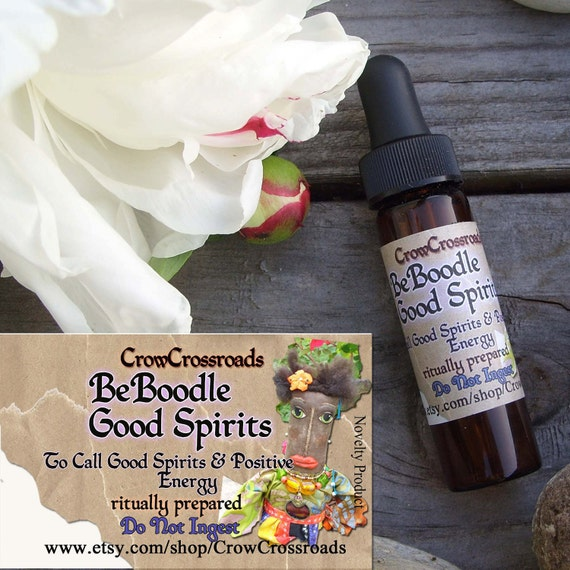 Obeah Oil for Conjuring Good Spirits, the Happy Dead, Petitioning the Dead Magickal Oil for Magick, Spellwork and Ritual 1/2 fluid ounce