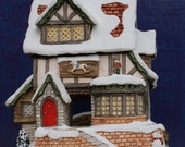 """David Winter Cottages """"The Toymaker"""""""