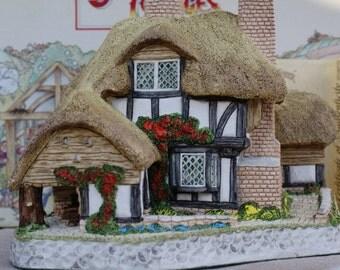 "David  Winter Cottage ""MOONLIGHT HAVEN"""