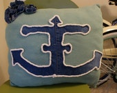 Out to Sea Pillow (FREE SHIPPING)