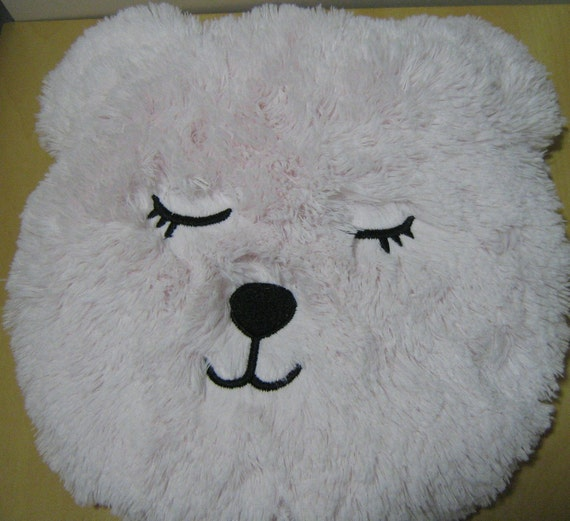 WASHABLE Snuggles Microwave Teddy Bear Heating Pad Gift for Kids Heat Therapy Rice Bag Lavender Heat Pack Cherry Pits Hot Cold Pack