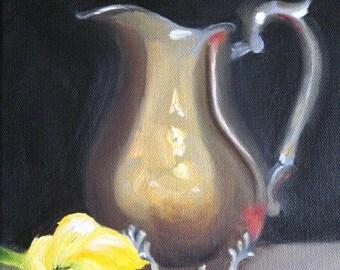 Enduring Elegance - Original Oil Painting