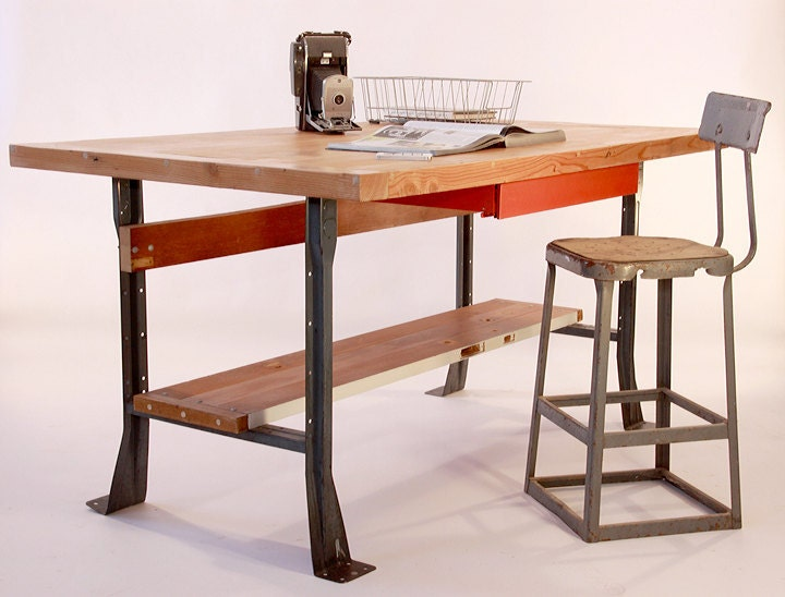The gallery for --> Upcycled Desk