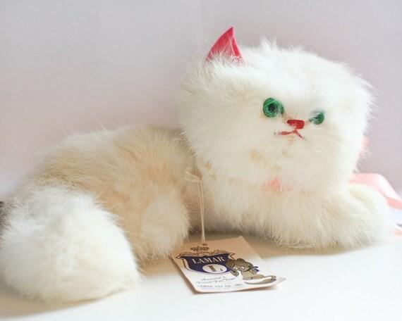 Rabbit Fur Cat Toys 117