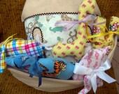 Noahs Ark Stuffed Toy Set for Children