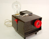 Vintage Viewmaster Projector Lamp STILL WORKS