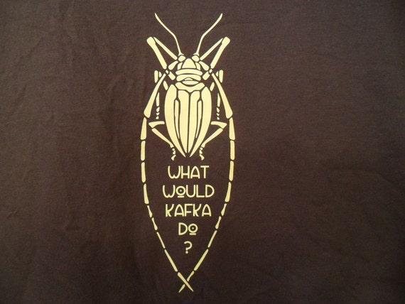 Kafka Bug T Shirt