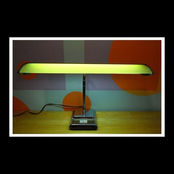 Circa 1970s Fluorescent Desk Lamp
