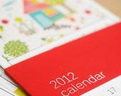 The Woodlands Small Calendar, 2012 Multi-Print Petit Calendar