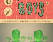 The Blobby Boys Toys