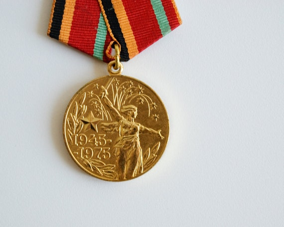 "Jubilee Medal ""Thirty Years of Victory in the Great Patriotic War 1941-1945"""