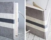Grey Pois Pocket Address Book