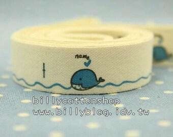 V128 - cotton tape/ sewing tape/ Ribbon - customer order