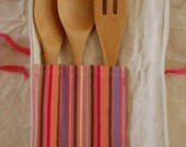 Bamboo Utensils & Case