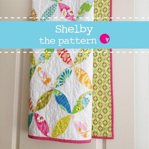 Shelby - a PDF Pattern