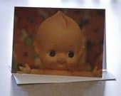 Kewpie Greeting Card w/ envelope