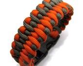 Dragon Tongue Paracord Bracelet - YOU Pick the Colors