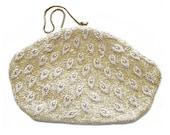 Mr John Beaded Evening Handbag from the 1950s