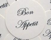 12 Bon Appetit Tags E890