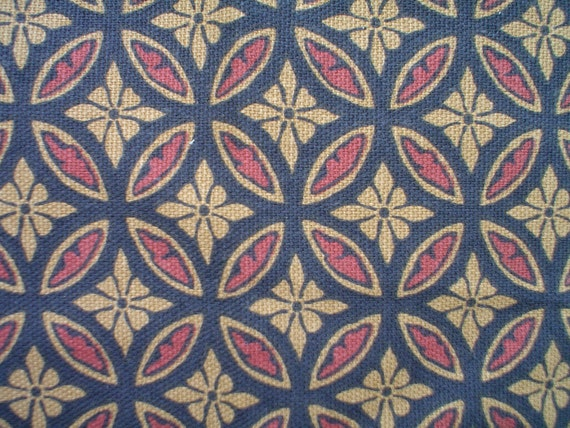 New Fabric Cotton Duck Graphics 100% Cotton Fabric One 1/8 yards