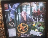 The Hunger Games Shadow Box