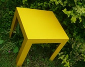 Chrome Yellow MOD Table