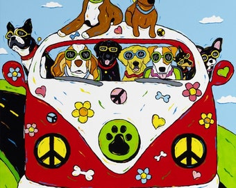 Peace, Woof and Happiness