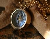 35 mm Solid Brass compass