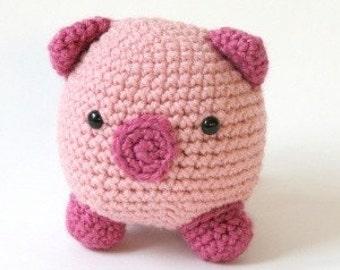 Amigurumi Piggies