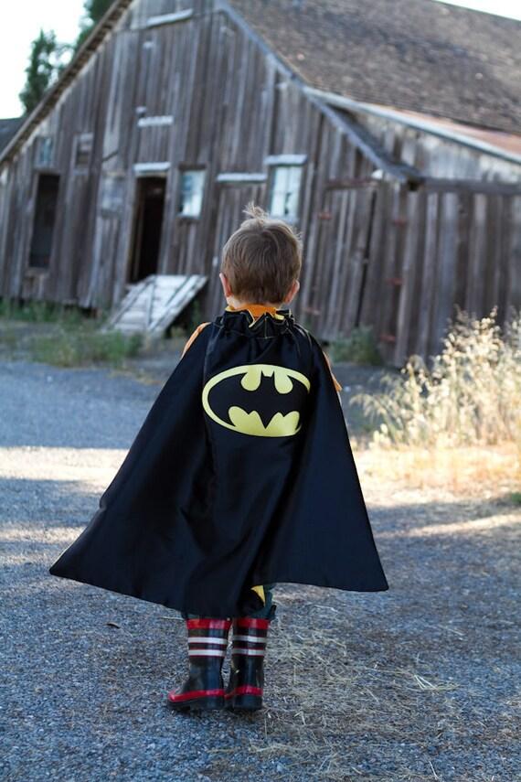 Batman cape Size LARGE