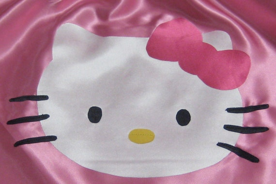 Hello Kitty Super Hero Cape - Light Pink/Hot Pink