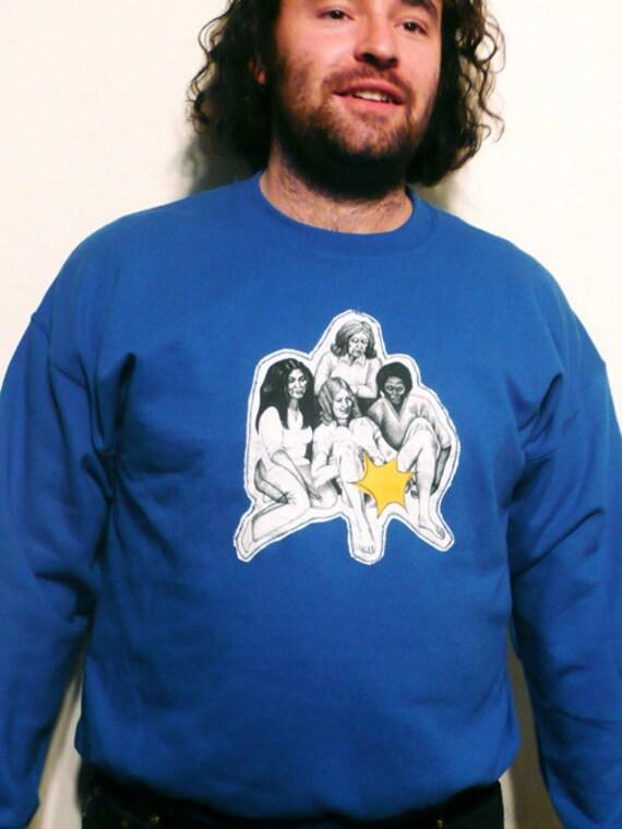 Vagina Party Sweatshirt XL