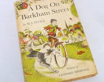 A DOG on Barkham Street / Children's BOOK by M.S. Stolz