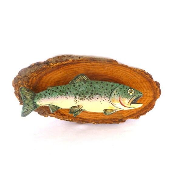 Rustic  FISH WALL ART