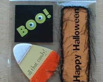 Soft Spoken Happy Halloween