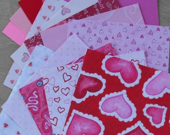 All Heart 6x6 Paper Pack Set 11